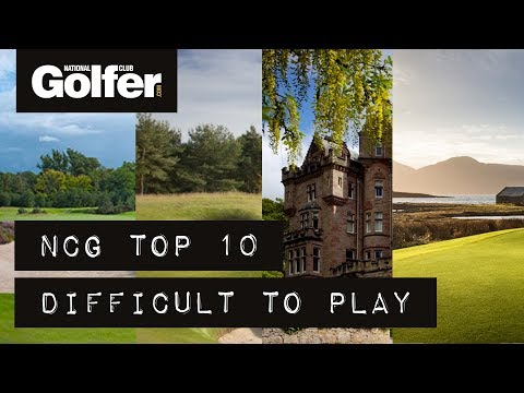 NCG Top 10: Hardest UK Courses To Go And Play