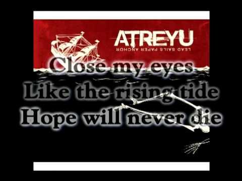 When Two Are One - Atreyu - Lyrics