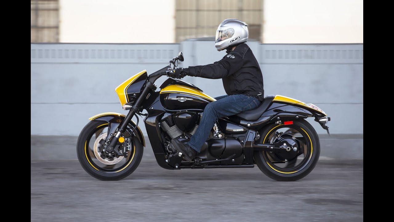 2015 suzuki boulevard m109r boss motorcycle youtube
