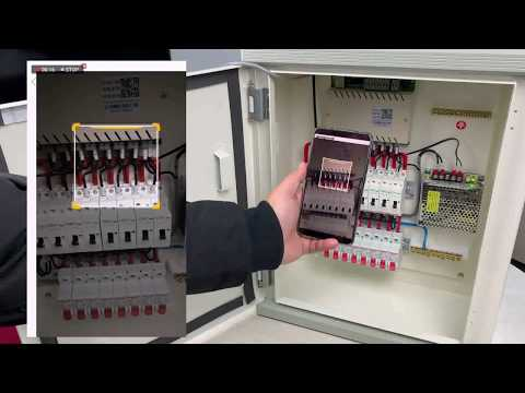 Circuit Breaker Smart Power Switch Distribution Phone App Control