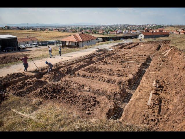 Постављен камен темељац за фабричко постројење у Грачаници