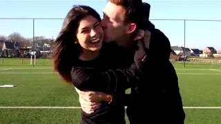 1 Goal = Remove 1 Clothing w/ Girlfriend - Football Challenge