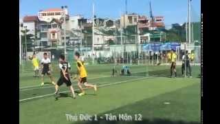 [TnBs League] Bán kết 2 - Thủ Đức 1 - Quận 9