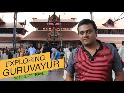 Tech Travel Eat Guruvayur Travel Guide in Malayalam – How to avoid long queue in Guruvayur Temple?