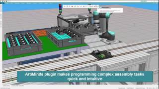 Siemens Presents: ArtiMinds Advanced Robotics