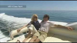 yachtflash FREE YACHT CLASSIFIEDS yacht video VIKING SPORT CRUISERS 65 V