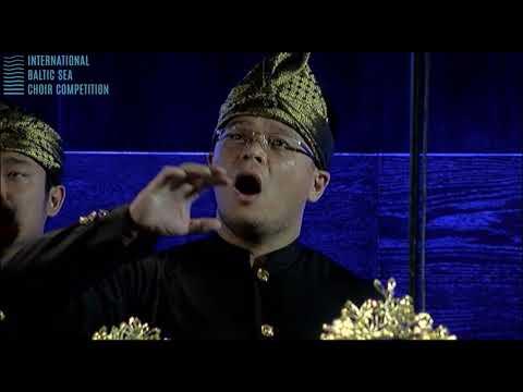 Lingsir Wengi, Indonesian Folk Song, Parahyangan Catholic University Choir, IBSCC 2018
