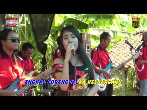 Tamu tak di undang Dangdut Pas Music Karaoke Full HD