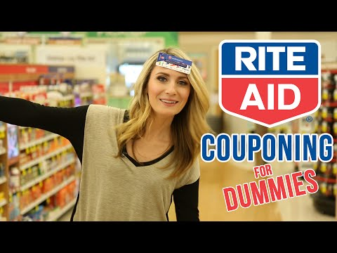 How to Coupon at Rite Aid 2016