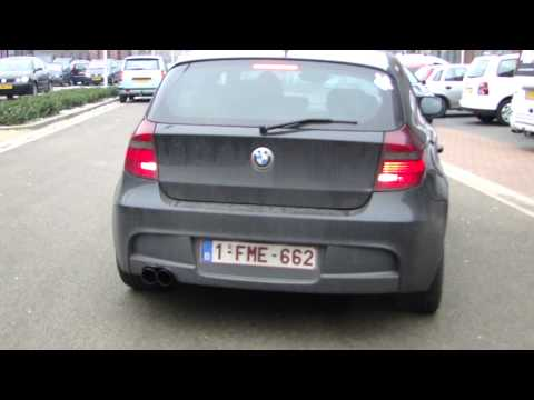 BMW E87 1 SERIE 118d DIESEL EXHAUST SOUND SYSTEM bY MAXIPERFORMANCE  nl
