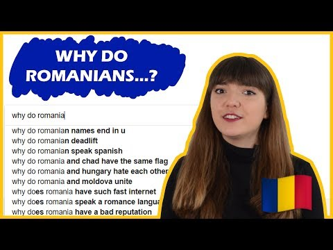 WHY DO ROMANIANS...??? 🇷🇴🤔