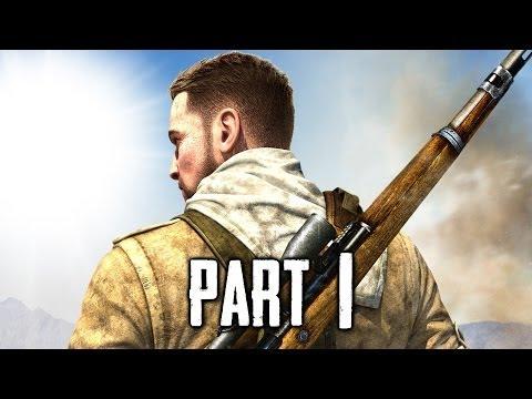 Sniper Elite 3 Прохождение на русском