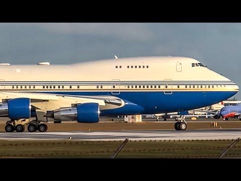 Las Vegas Sands Departure | Boeing 747SP | VQ-BMS | Nassau,Bahamas
