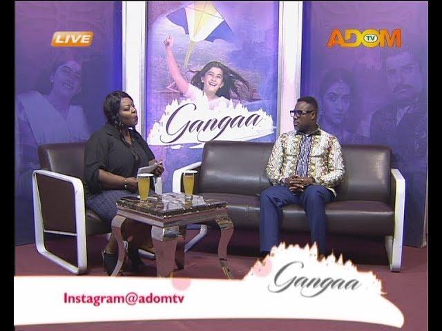 Gangaa Chat Room - Adom TV (13-2-19)