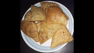 Crispy n khasta Masala POORI_Sunday Special//SAMOSA Style Poori//Quic n Tasty Masala poori