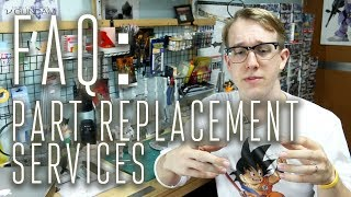 1301 - FAQ: Parts Replacement Services
