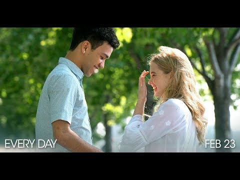 EVERY DAY Official Trailer #2 (2018)