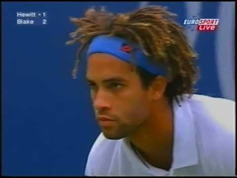 Hewitt vs Blake - USO 2002 3R