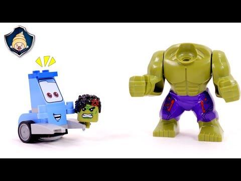 Disney Cars3 toys Guido's building SUPERHERO~Iron Man,Hulk,Captain America,Thor Stop Motion movie
