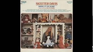 Watch Skeeter Davis He Loved Me Too Little video