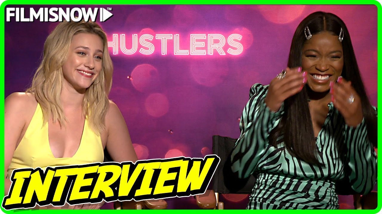 HUSTLERS | Keke Palmer & Lili Reinhart talk about the movie - Official Interview