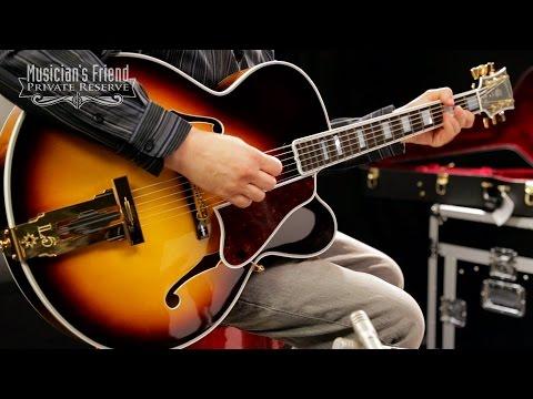 Gibson Custom L5 Premier Acoustic Guitar