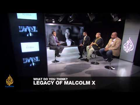 Riz Khan - Malcolm X: Who was the man behind the legend?