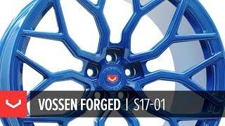 Vossen Forged | S17-01 Wheel | Fountain Blue