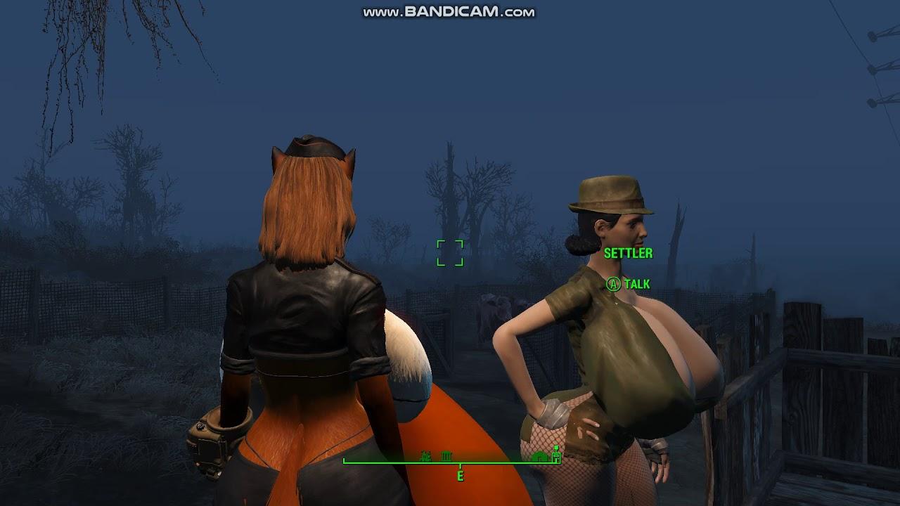 Fallout 4 vore