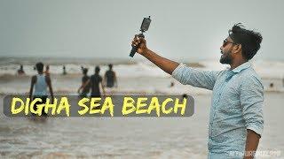 Digha Sea Beach   India Tour 2018   Part 2   Tipur Faizlami