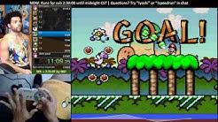 Golden Yoshi's Island (romhack) 100% Speedrun in 2:28:53