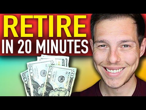 How To Retire by 30 Years Old | Starting with $0