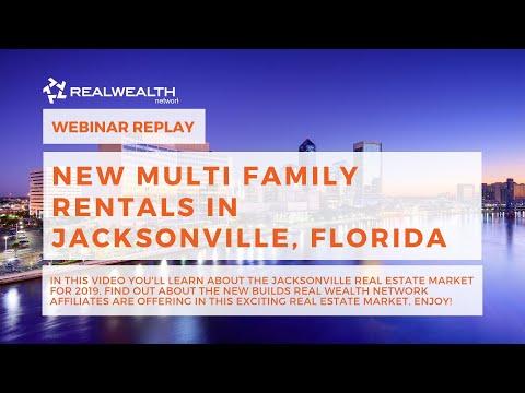 New Multi Family Rentals In Jacksonville, Florida