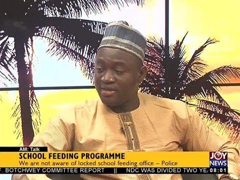 School Feeding Programme - AM Talk on JoyNews (24-10-17)