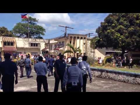 Brutal and illegal arrest by Philippine National Police Legazpi City
