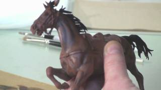 Painting Horses with Oil Paints Part I