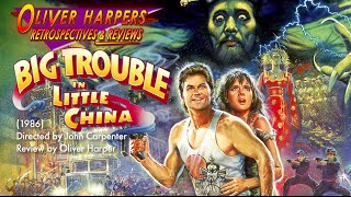 Retrospective / Review - Big Trouble in Little China (1986)