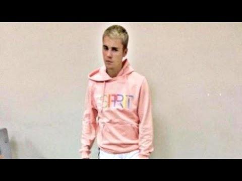 Justin Bieber at an airport in Panama City, Panama. (April 21) Stars/Celebrities Life