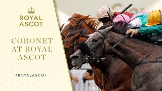 Royal Ascot 2017   Coronet wins the Ribblesdale Stakes