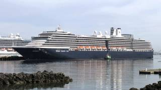 Canon PowerShot G15 cruise ship sample video