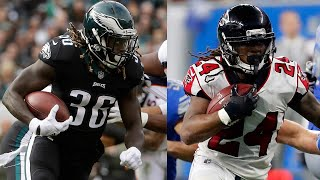 Eagles motivated by disrespect vs. Falcons