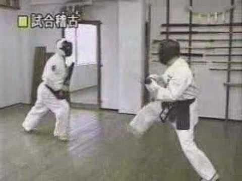 Kodachi (short Sword) Fighting | Best Of Sports Chanbara