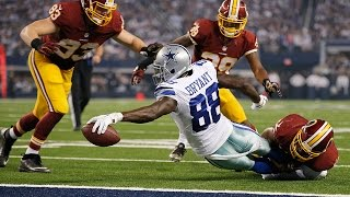 Dez Byrant does it all on this touchdown versus Redskins (Week 8, 2014)