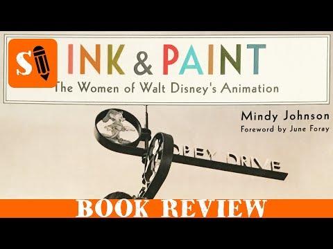 Ink & Paint the Women of Walt Disney