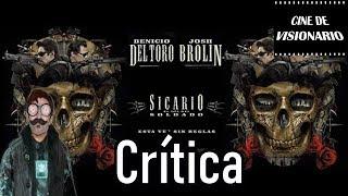 SICARIO 2: El DÍA DEL SOLDADO (2018) CRITICA/REVIEW EN ESPAÑOL