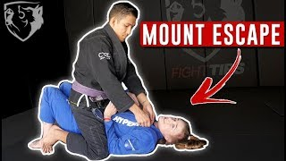 3 Ways to Escape Full Mount