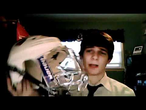 c39e6b213ac Bauer 4500 with a Bauer Fishbowl (Concept II full shield) - YouTube