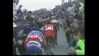 2004 ジロ・デ・イタリア 第19ステージ (シモーニVSガルゼッリ)