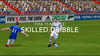 Fifa 15 iOS/Android Skill Tutorials #7- Skilled Dribble
