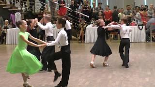 Джайв танец Дети 1, 6 т, Открытый класс «Золотая осень-2017»